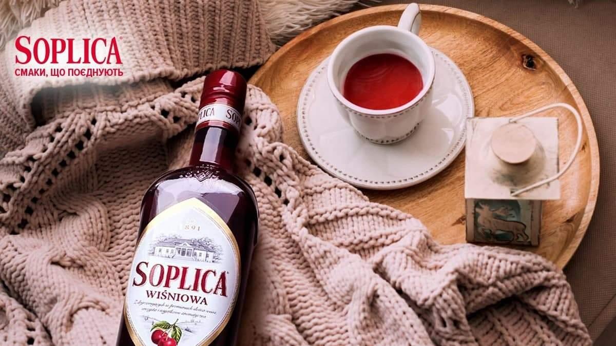 Топ-3 зігріваючих коктейлів із Soplica