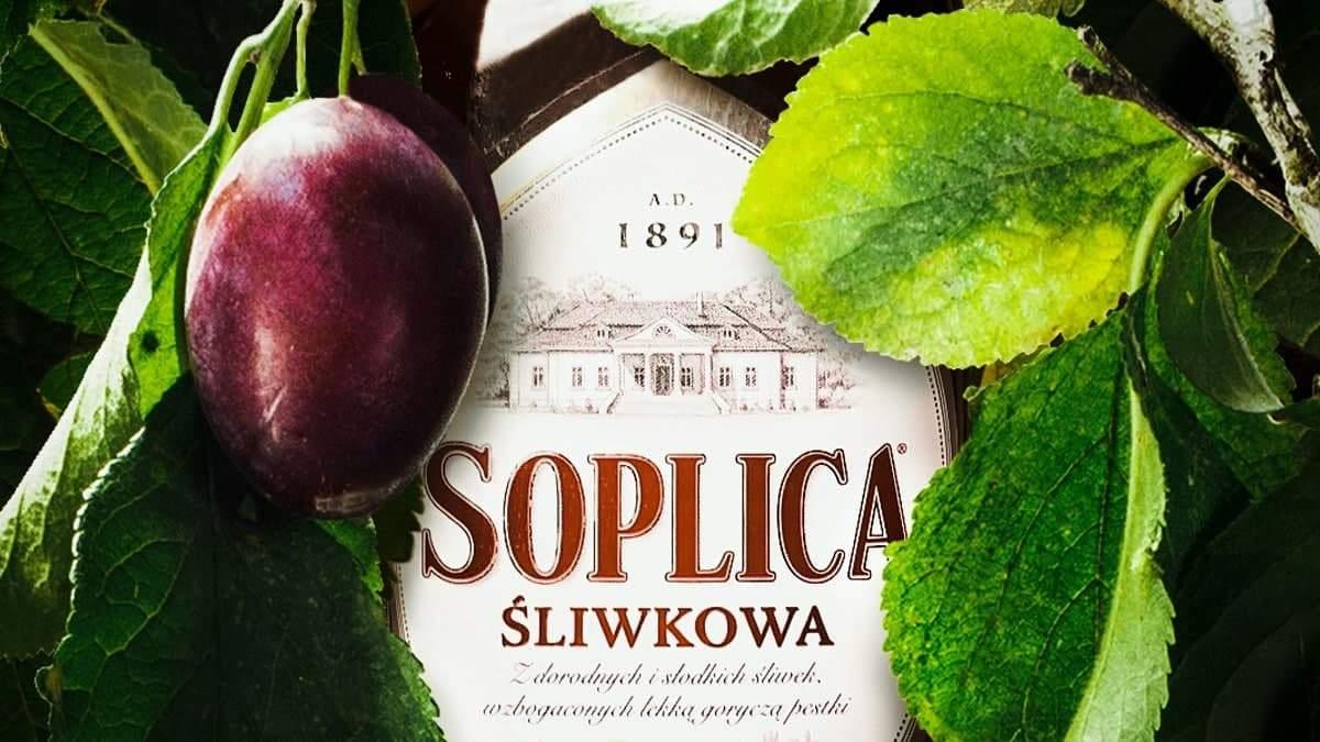 130-річна історія бренду Soplica
