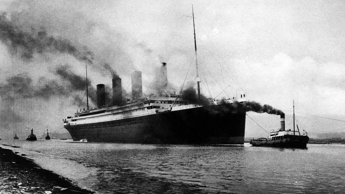 """5 дітей, які вижили на """"Титаніку"""""""