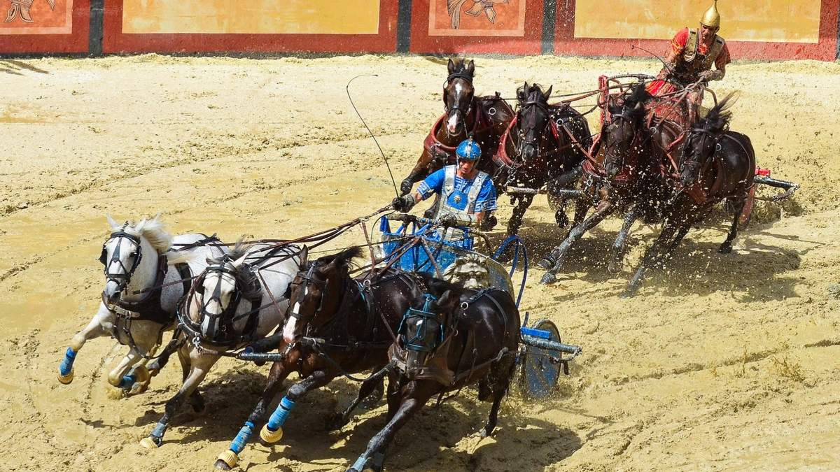 Кінські перегони
