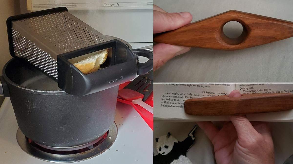 Як розморозити продукти за допомогою тертки й ще 4 несподіваних лайфхаки