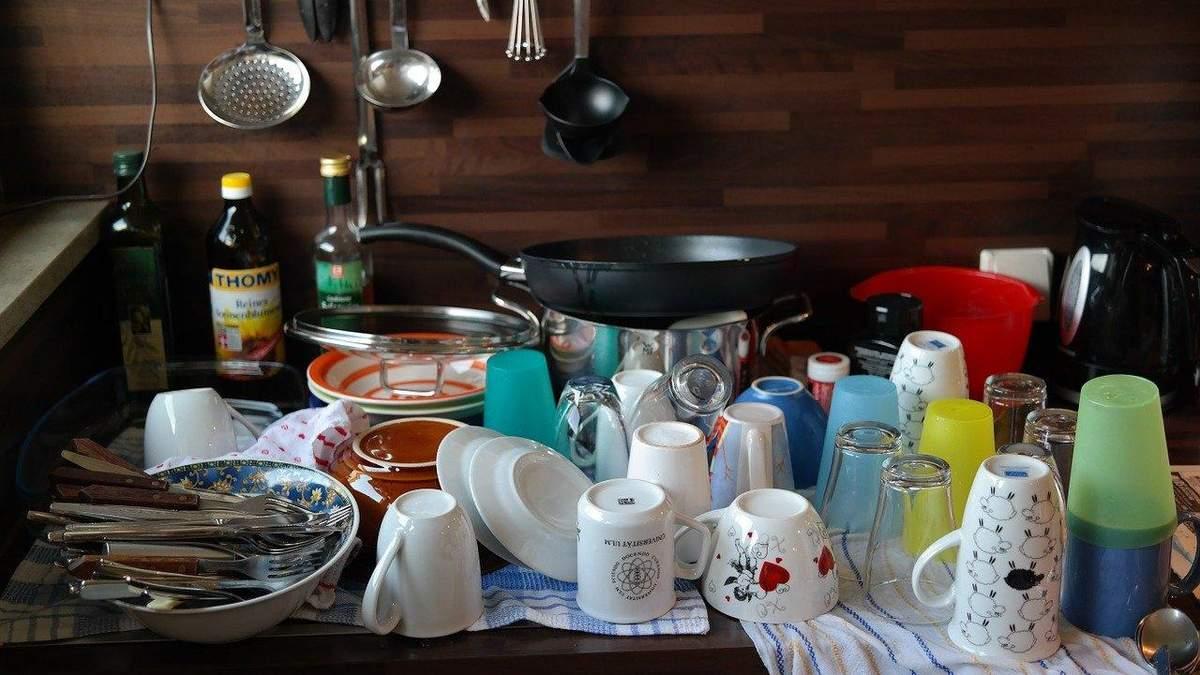 Как пользоваться посудой, не пачкая ее: идеальный трюк