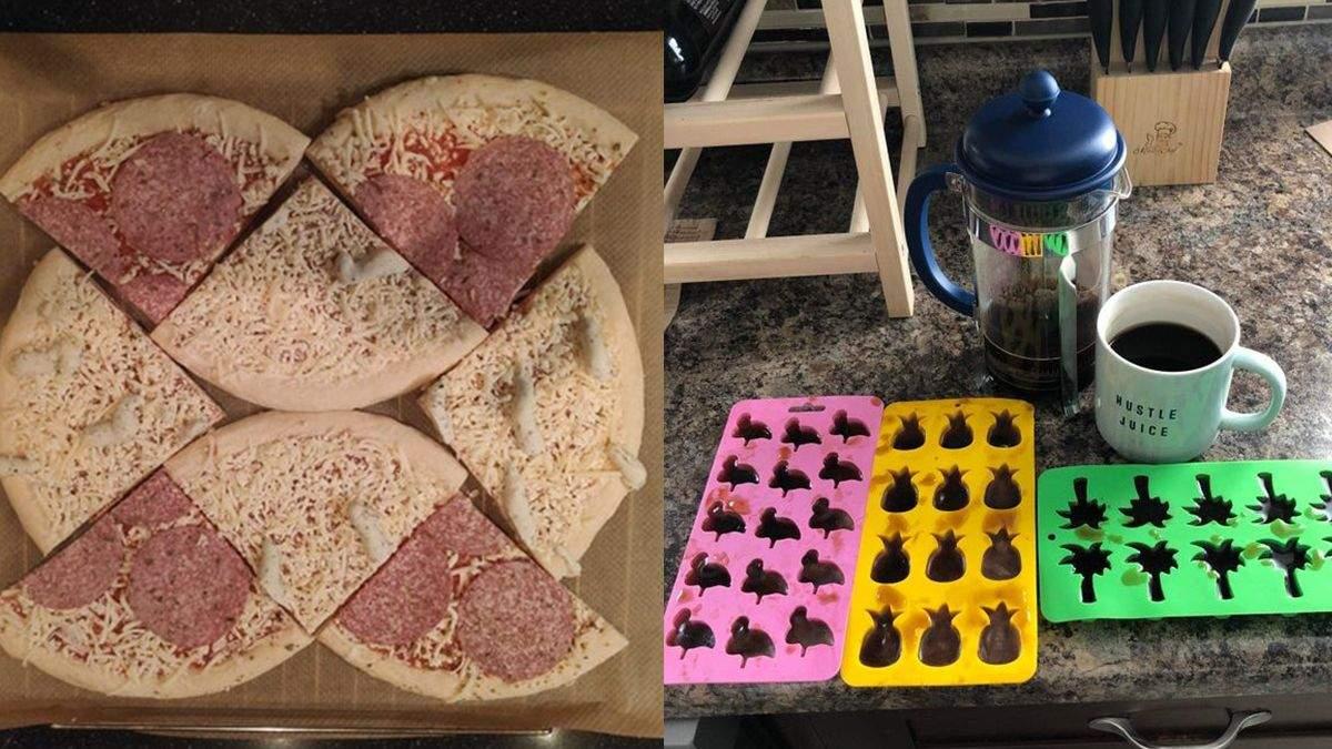 Как уместить две пиццы на одном противне и еще 5 лайфхаков, которые вас часто будут выручать