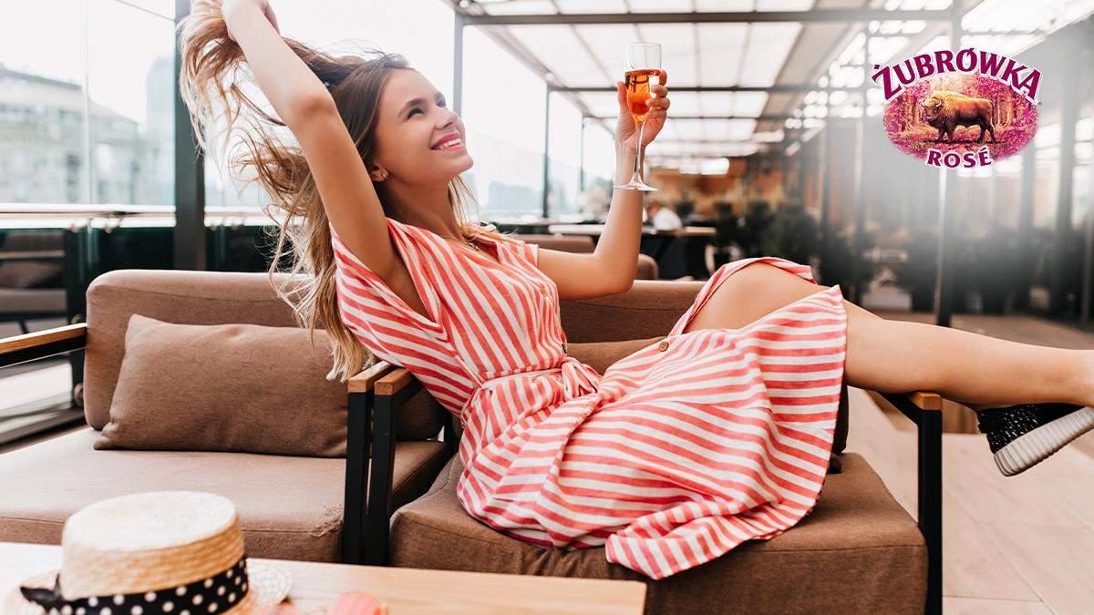 Zubrowka Rose: яркий взрыв летних вкусов от легендарного бренда