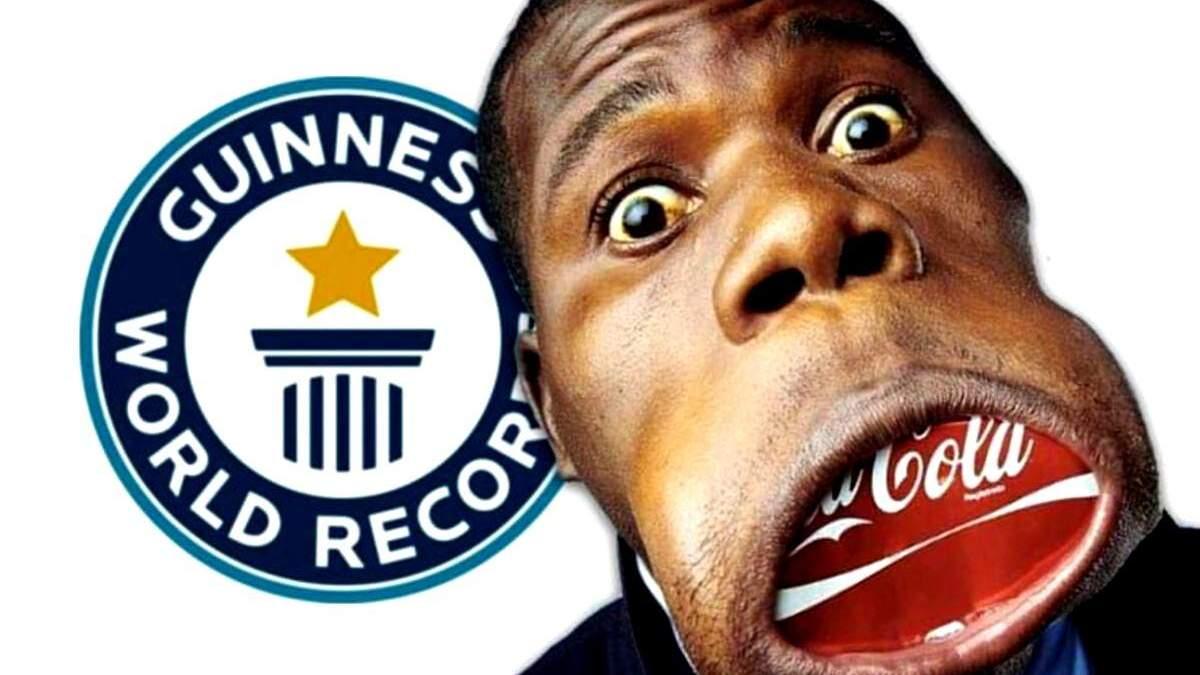Несподівані факти про Книгу рекордів Ґіннеса