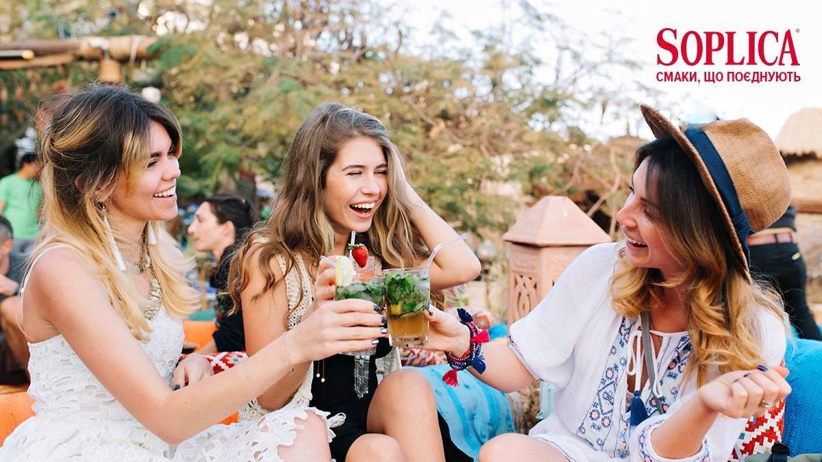Три ярких коктейля с Soplica, которые подарят по-настоящему солнечное настроение