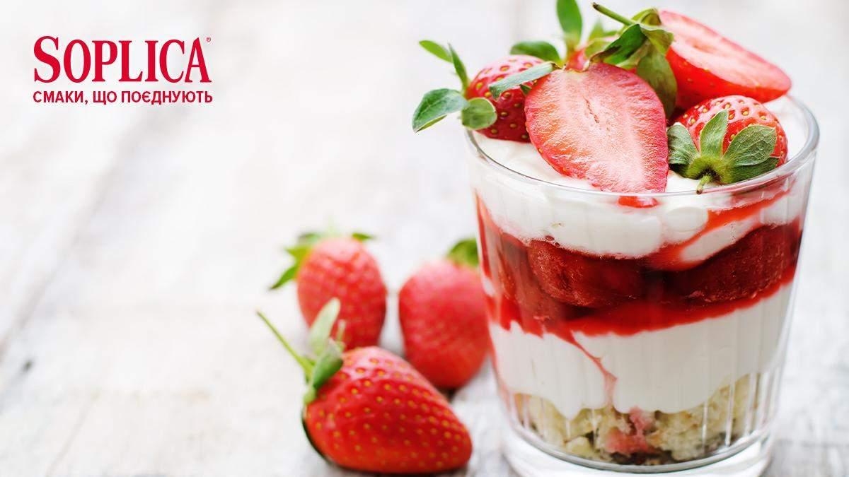 Десерти з Soplica: топ-4 рецепти, які подарують неземну насолоду