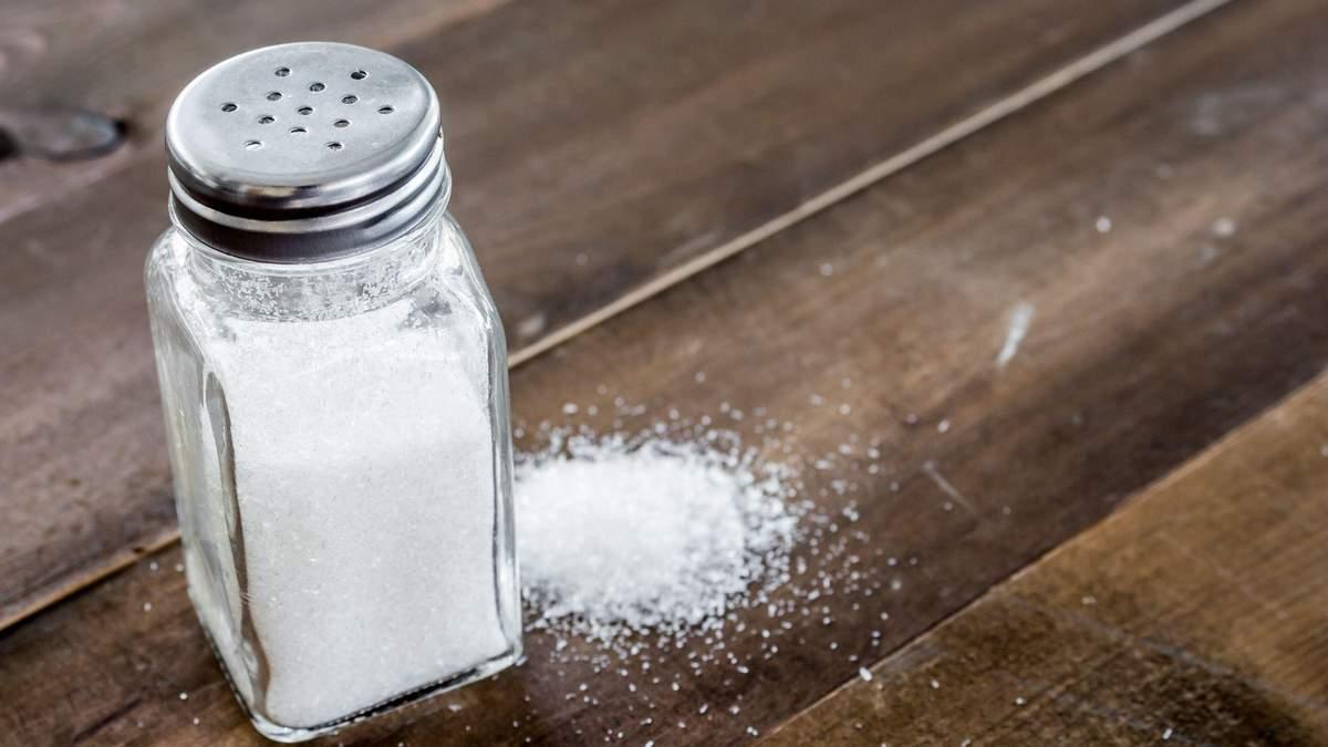 Різні способи використання солі в побуті