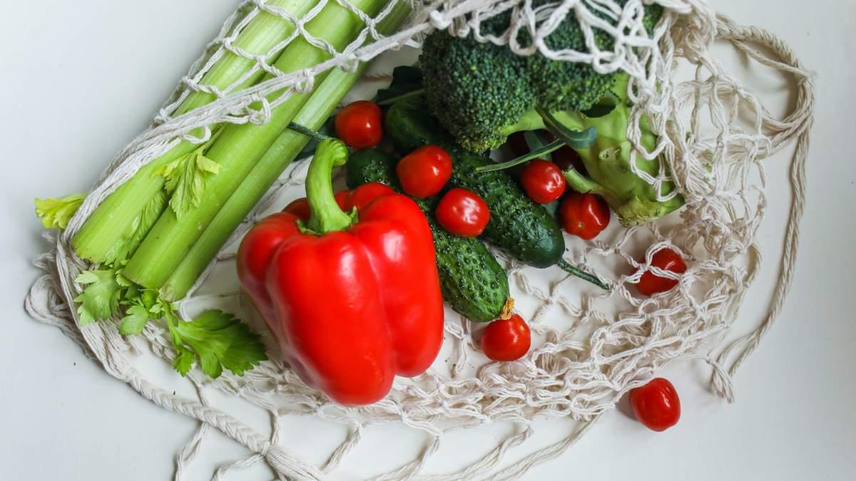 Як обрати овочі з мінімумом нітратів