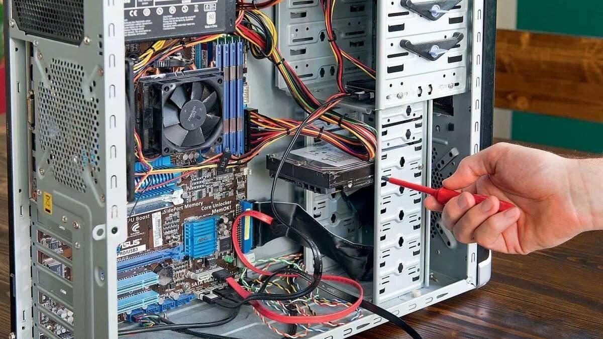 Без шуму та пилюки: як самостійно почистити домашній комп'ютер