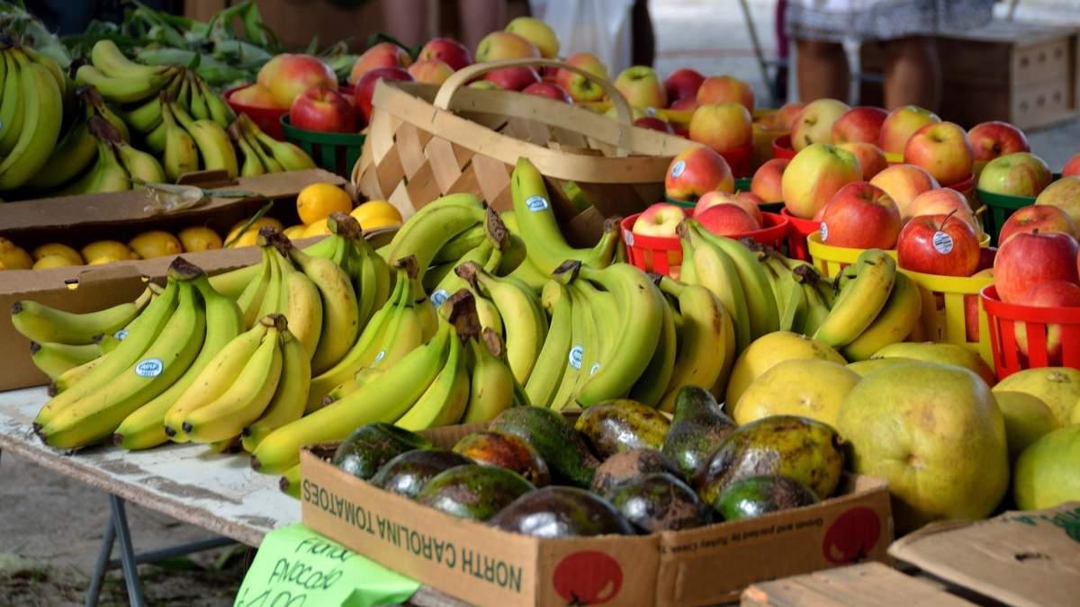 Як правильно обирати фрукти та овочі:  10 порад тим, хто береже своє здоров'я та бюджет