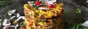 Нутовий омлет: рецепт оригінального варіанту веганського сніданку
