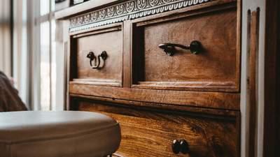 Оновлюємо інтер'єр без витрат: фото старих меблів, які додали стилю помешканню