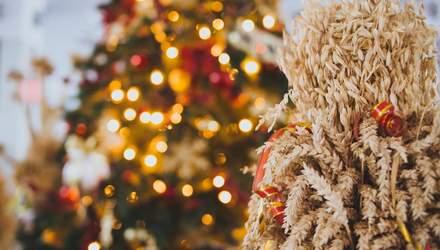 Как сделать оригинальный дидух на Рождество: 10 идей с фото