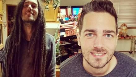 До і після: вражаючі фото перевтілення чоловіків