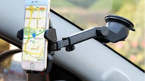 Як прикріпити автомобільний тримач для гаджетів, щоб було зручно та безпечно