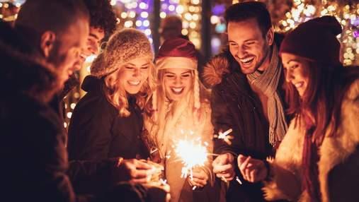 5 признаков того, что вы неправильно празднуете Новый год