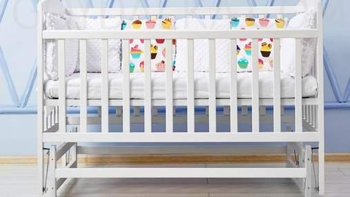 Не віддавайте дитяче ліжечко: як його переробити, щоб слугувало з користю