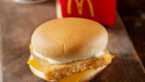 """5 вкусных блюд, которые """"не прижились"""" в McDonald's"""
