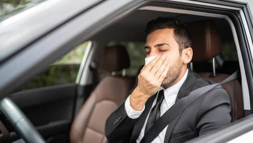 Как избавиться от неприятных запахов в автомобиле