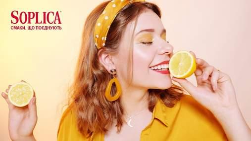 Коли життя підкидує лимони – зроби з них коктейлі з Soplica