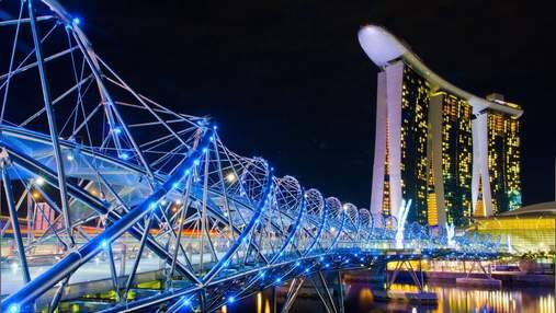 5 самых красивых пешеходных мостов в мире: именно здесь нужно делать предложение!