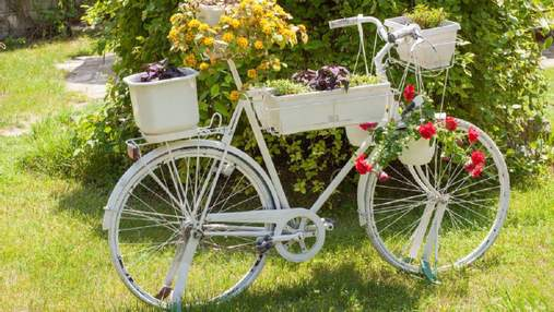 Как в Норвегии используют старые велосипеды: идеи с фото, которые захочется повторить