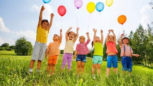 День защиты детей во Львове: как весело отпраздновать и куда пойти