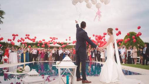 Чого не можна робити на весіллі: правила етикету, які хоч раз у житті порушив кожен