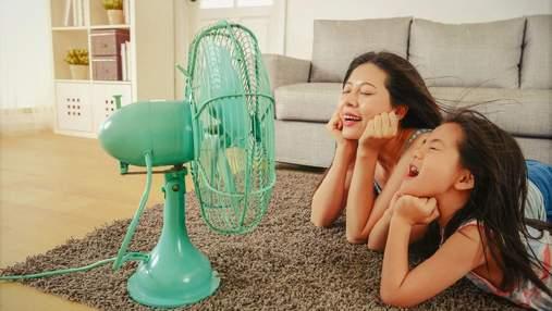 І кондиціонера не треба: 6 простих способів  охолодити приміщення в спеку