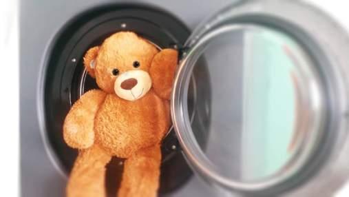 Берегите детей от бактерий: как правильно стирать мягкие игрушки