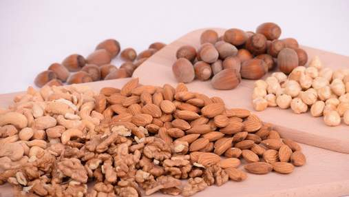 Корисні хрумтики: як правильно купувати та зберігати горіхи