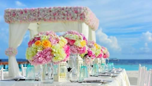 Як зекономити на весіллі: ідеї ефектного декору, на який ви витратите мізерну суму