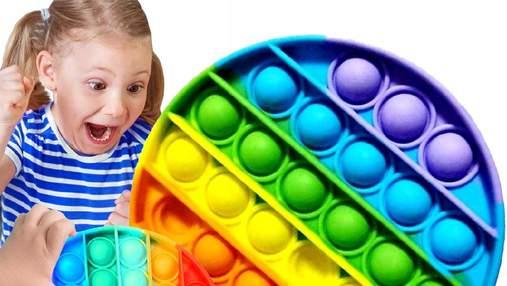 Симпл-димпл і поп-іт: міфи та правда про популярні іграшки-антистрес