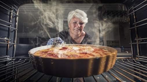 Рваний пиріг з грибами та сиром: смачний рецепт для всієї родини