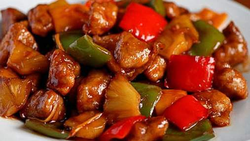 Що приготувати на вихідних: швидкий рецепт вишуканої яловичини у кисло-солодкому соусі