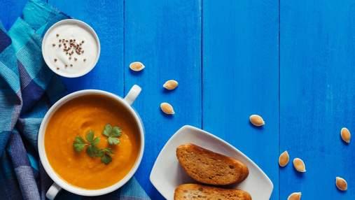 Осенний must cook: сезонный рецепт тыквенного крем-супа